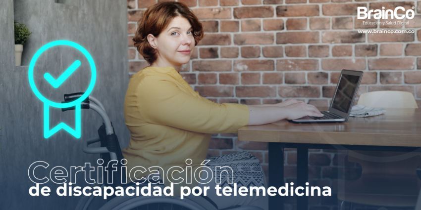 Colombia autoriza la certificación de discapacidad por telemedicina